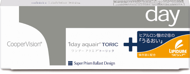 1dayaquair toric