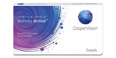 Biofinity Active