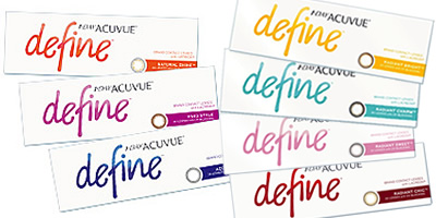 1day acuvue define moist