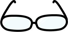 斜視用の眼鏡で矯正