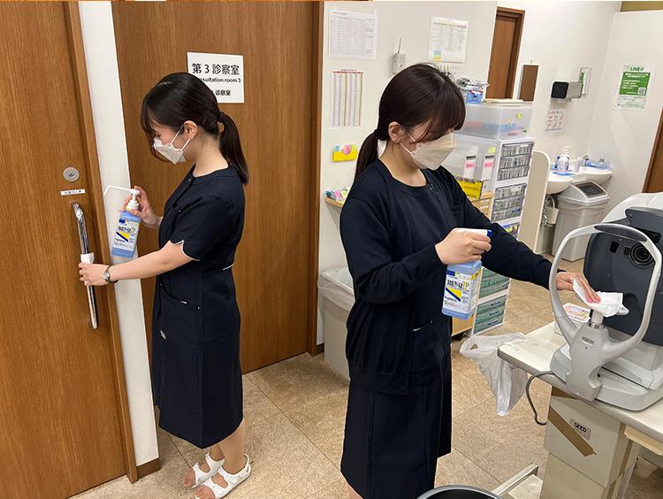 sterilize
