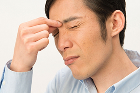 急性前部ぶどう膜炎の症状