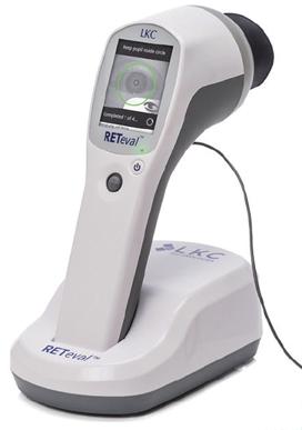 網膜電位計 RETeval レチバル